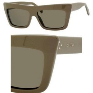 Celine Khaki Brown Lense 41804/S SLO70 Sunglasses